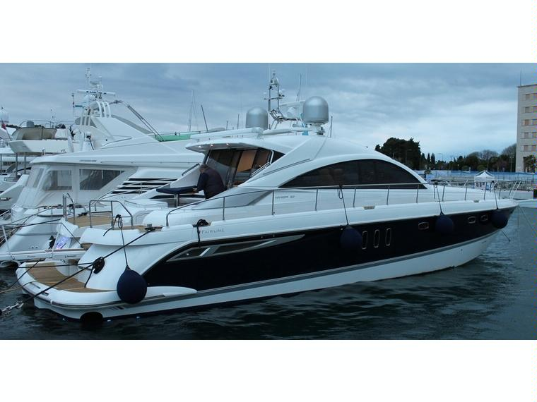 Fairline Boats Fairline 62 TARGA