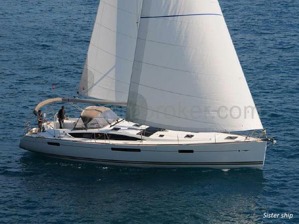 Jeanneau JEANNEAU 53 Jeanneau 53 - AYC Yachtbrokers