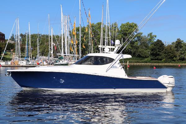 Jupiter 41 Sport Bridge SEAKEEPER