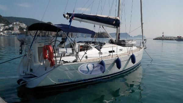 Beneteau Oceanis Clipper 343 IMG_20150606_090930