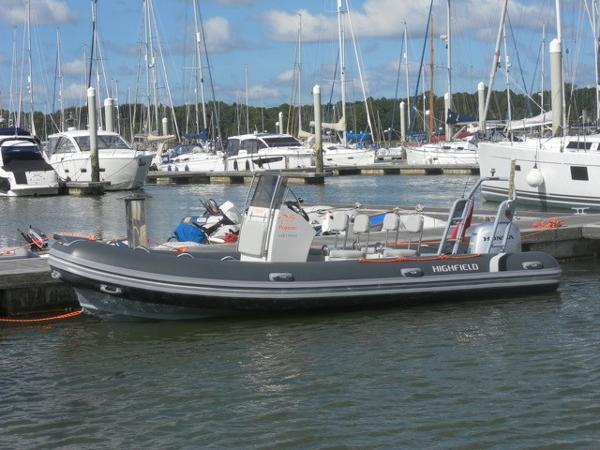 Highfield 590 Ocean Master Highfield 590 Ocean Master