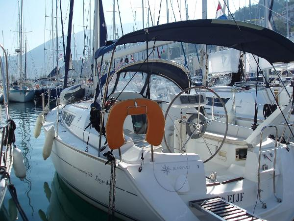 Jeanneau Sun Odyssey 32i Main