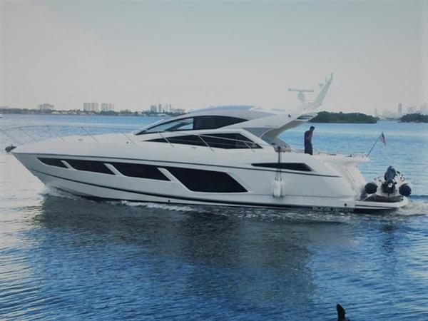 Sunseeker Predator 57 PROFILE