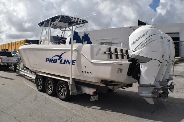 Pro-line Proline 23 CC Center Console Trailerable boat cover