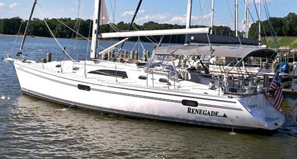 Catalina 445 2017 Catalina 445 - Docked