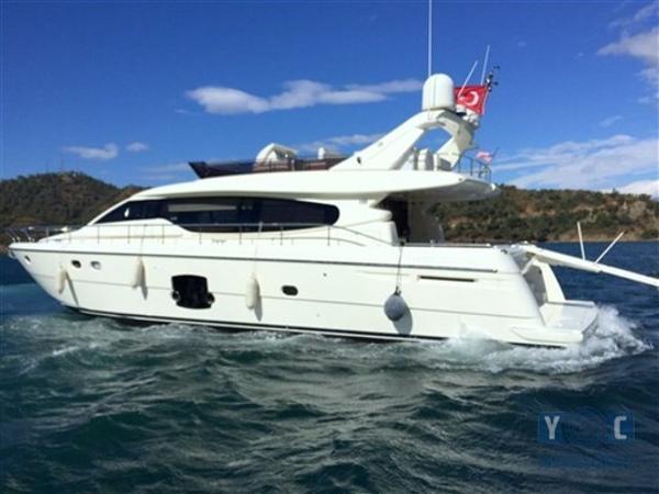 Ferretti Yachts 630 FERRETTI 630 2007 BC MARIN 02