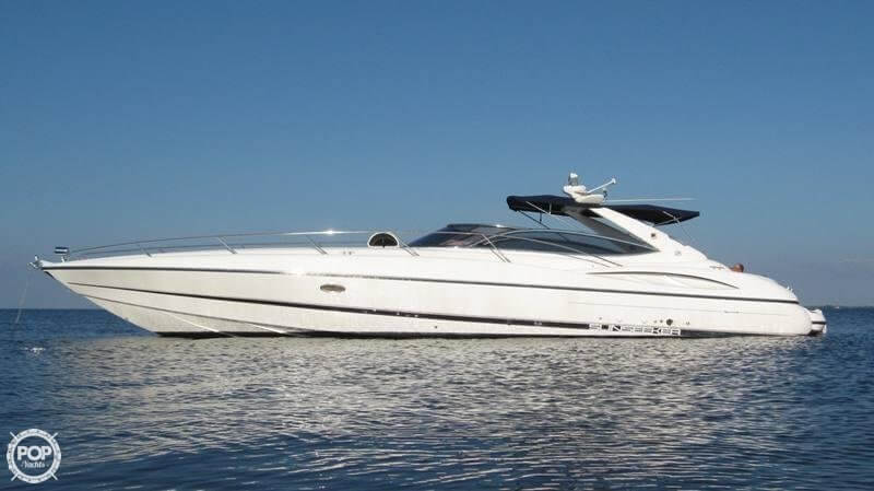 Sunseeker Superhawk 48 1999 Sunseeker Superhawk 48 for sale in North Fort Myers, FL