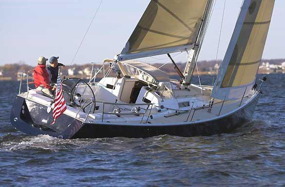 J Boats J/124 Manufacturer Provided Image