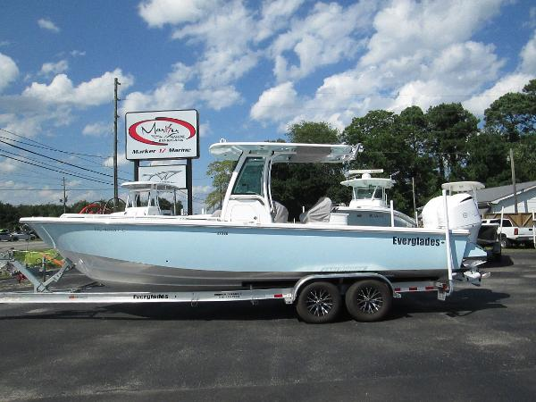Everglades Boats 273 CC