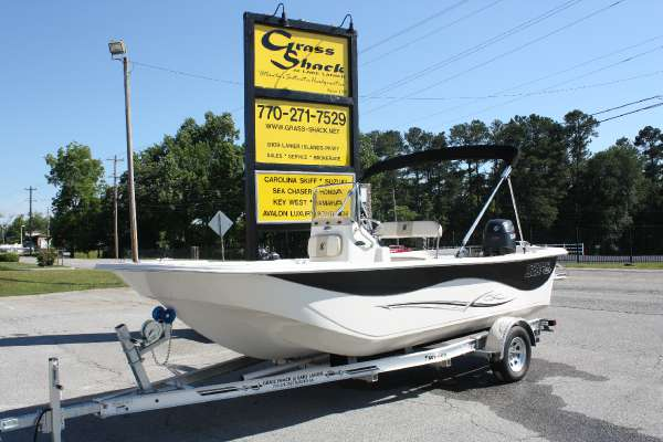 Carolina Skiff DLV 198