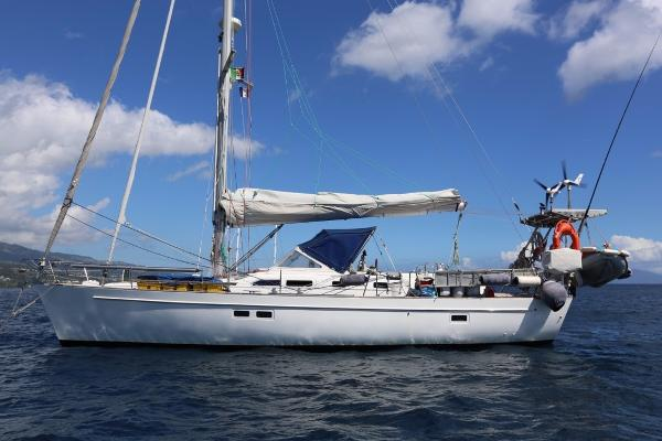 Beneteau Oceanis 42CC Oceanis Clipper 42 CC