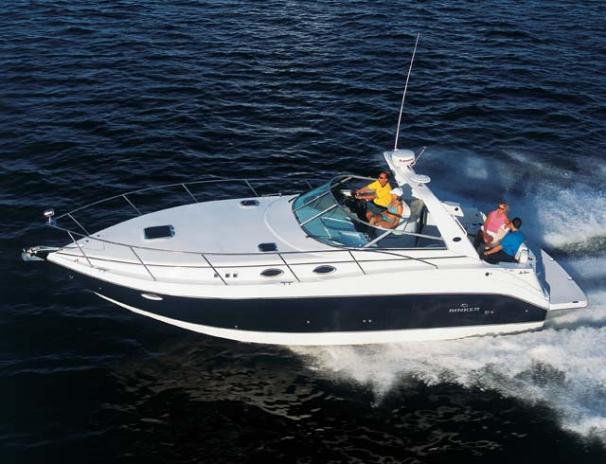 Rinker 342 Express Cruiser Manufacturer Provided Image