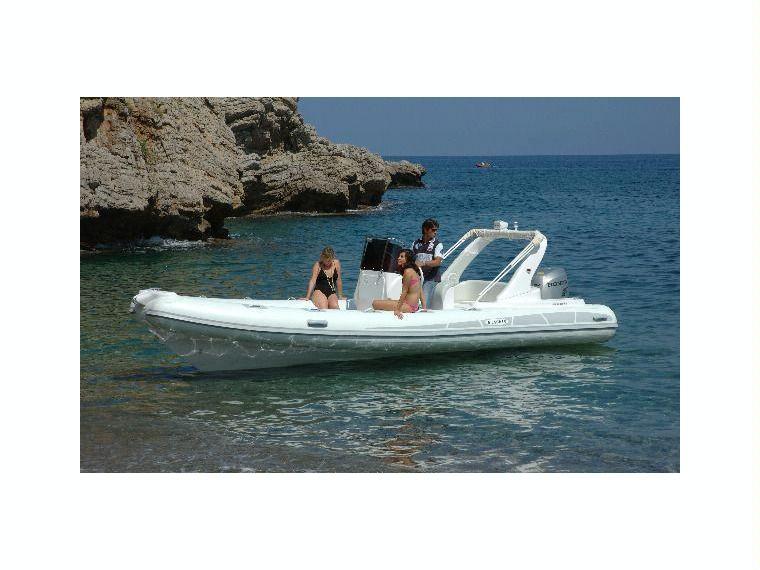 Italboats Stingher 686 Xs