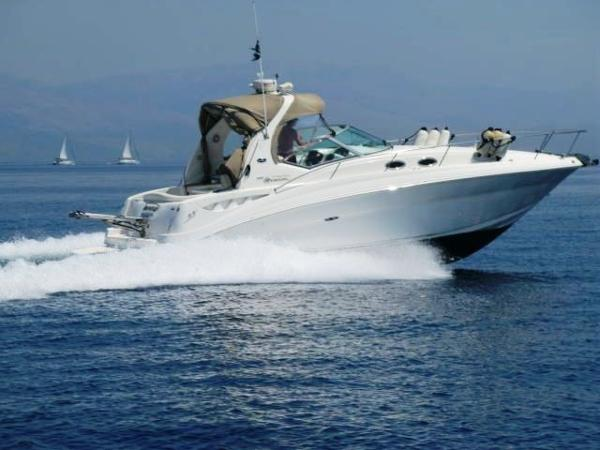 Sea Ray 355 Sundancer Sea Ray 355 Sundancer - Open Motor Yacht