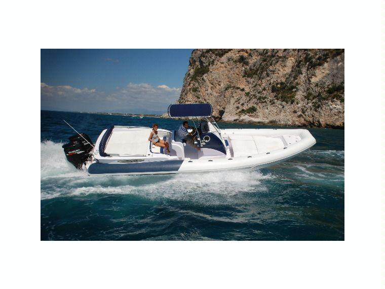 Italboats Stingher 29' Diamond