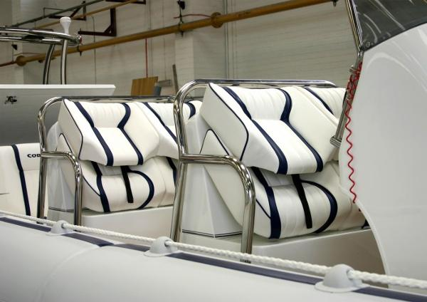 Cobra Ribs Nautique 9.6m Seating