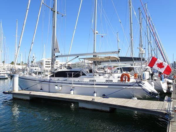 Nauticat 515 Pilothouse Nauticat 515