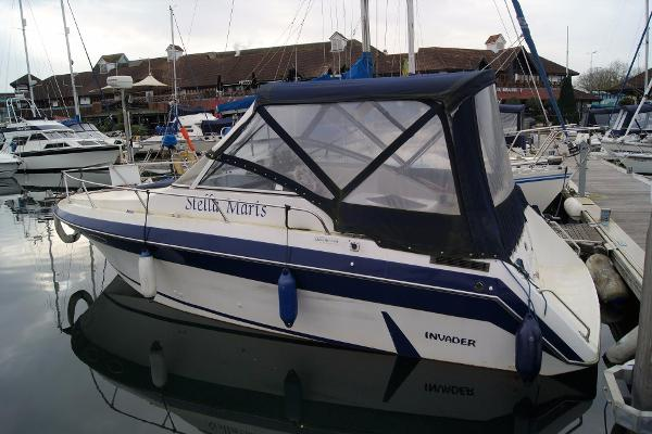 Invader 24 Port Side
