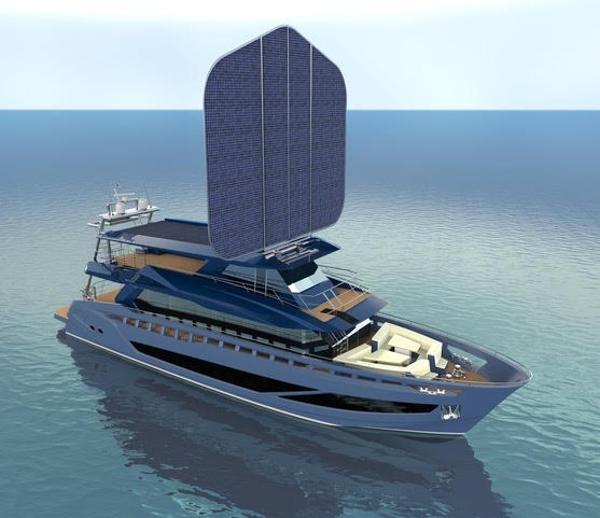 Fabiani Yacht Hybrid 100
