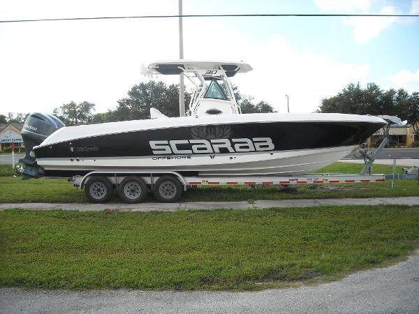Wellcraft Scarab 30 Offshore Tournament