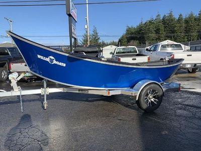 """Willie 17'x54"""" Drift Boat"""