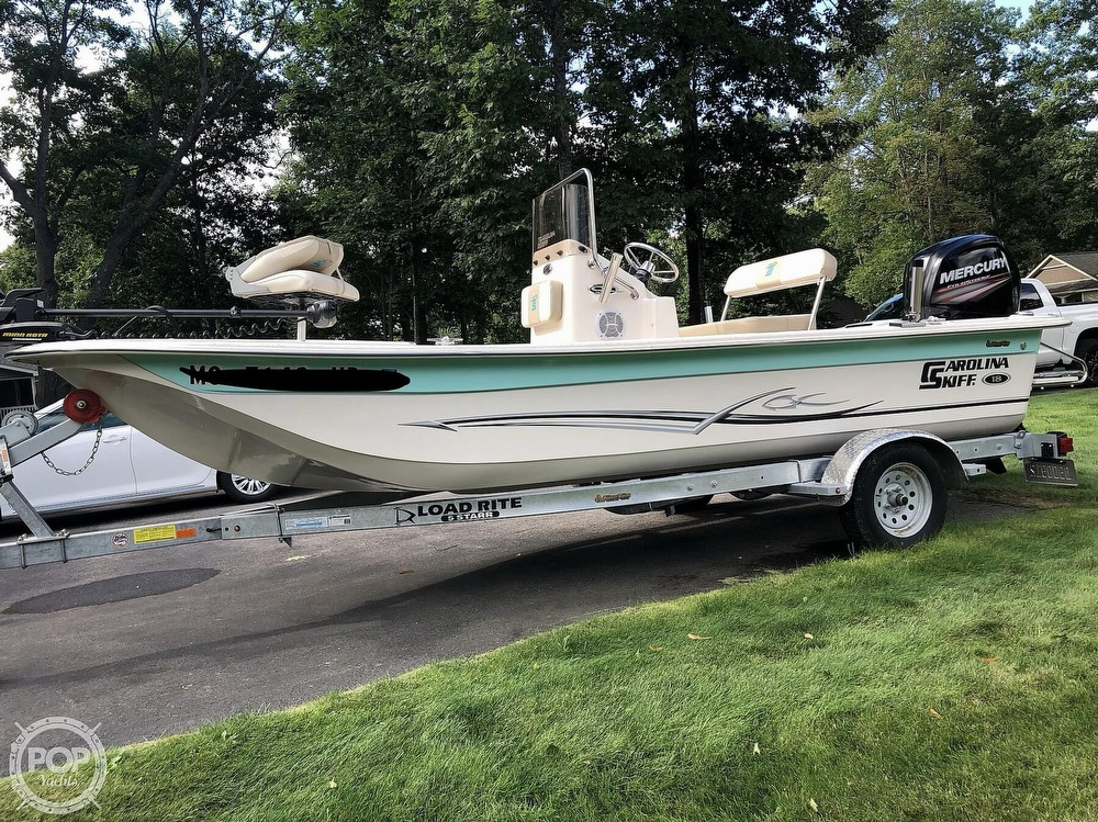 Carolina Skiff JVX 18 2017 Carolina Skiff JVX 18 for sale in Traverse City, MI