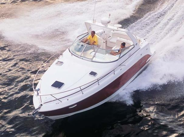 Rinker 300 Express Cruiser Manufacturer Provided Image