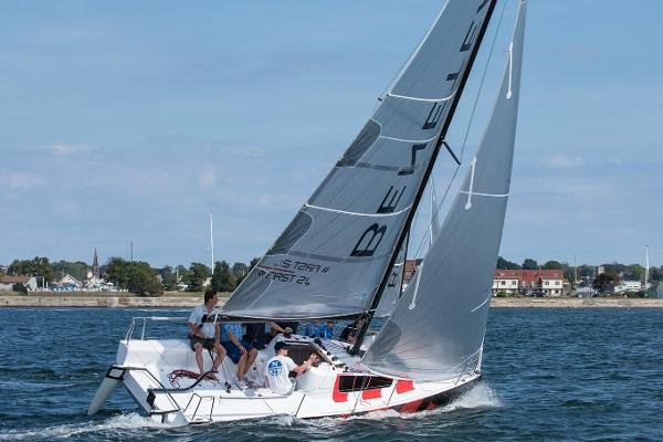 Beneteau America First 24 Manufacturer Provided Image