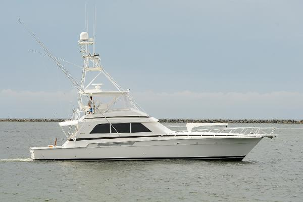 Bertram 60' SPORT FISHERMAN Allegedly Profile
