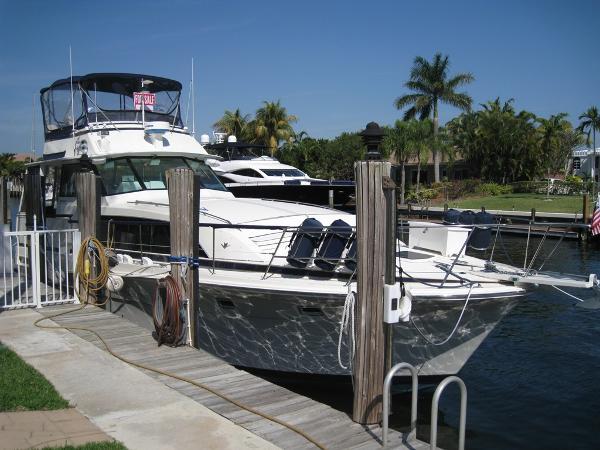 Bertram 46 Motor Yacht