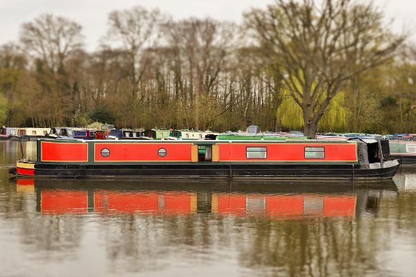 John White TRADITIONAL NARROWBOAT JOHN WHITE 57 Ft