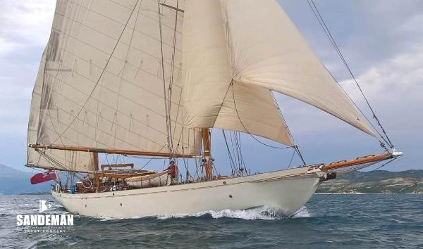 Thornycroft Bermudan Ketch