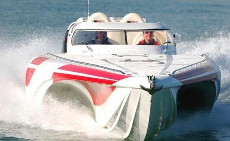 Bladerunner 35 Cruising