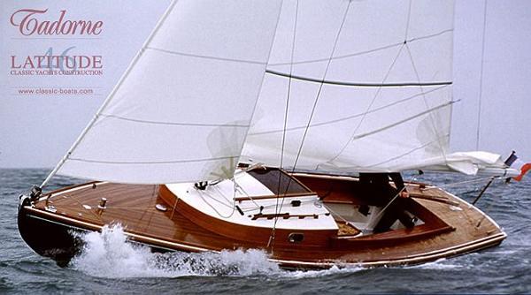 Latitude 46 Tadorne Sailing