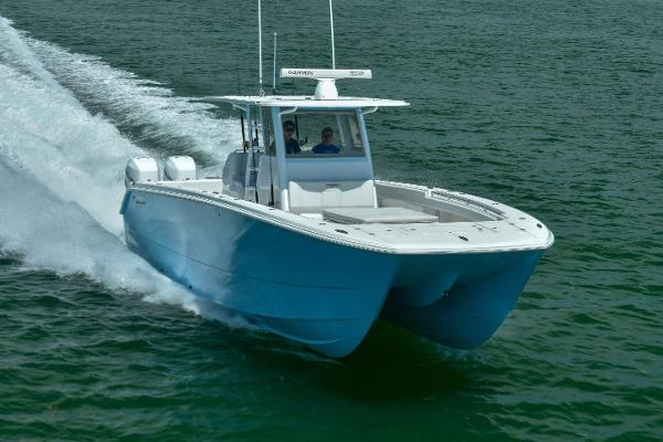 Invincible 37 Catamaran Manufacturer Provided Image