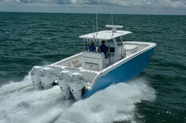 Invincible 37 Catamaran Manufacturer Provided Image