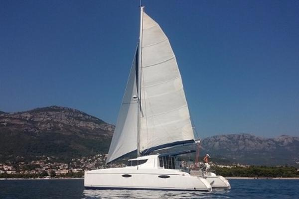 Fountaine Pajot MAHE 36 Fountaine Pajot MAHE 36 - 2008