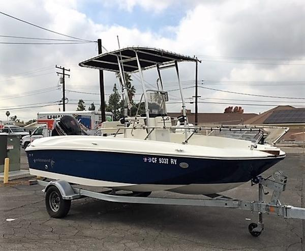 Bayliner F18 Element