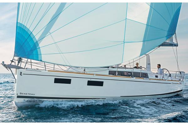 Beneteau America Oceanis 38.1 Manufacturer Provided Image