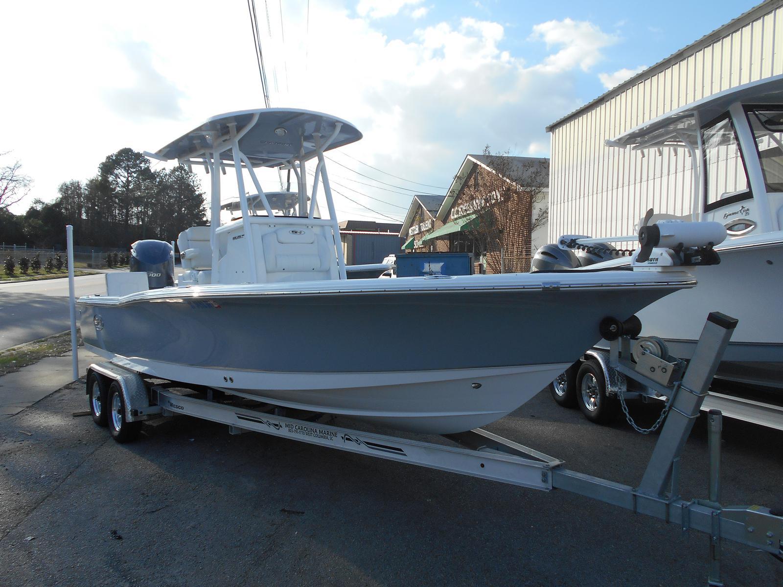 Sea Hunt Bay Boat BX 25 BR