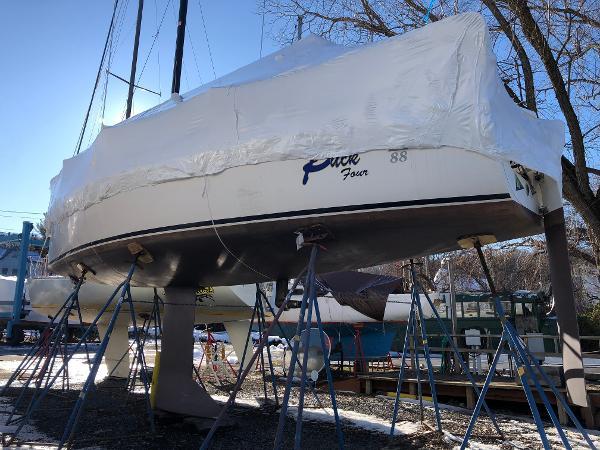 J Boats J/88 Profile