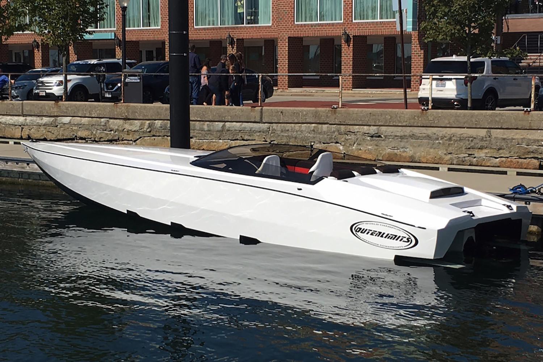 Outerlimits 29 SV - boats com