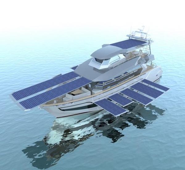Fabiani Yacht Hybrid 77