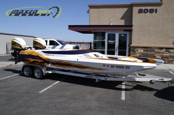 Daves Custom Boats Mach 22