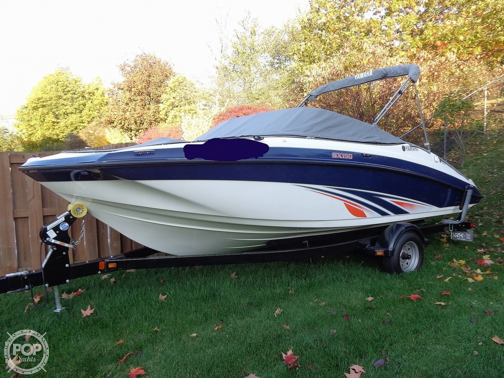 Yamaha Boats SX190 2016 Yamaha SX190 for sale in Fairport, NY