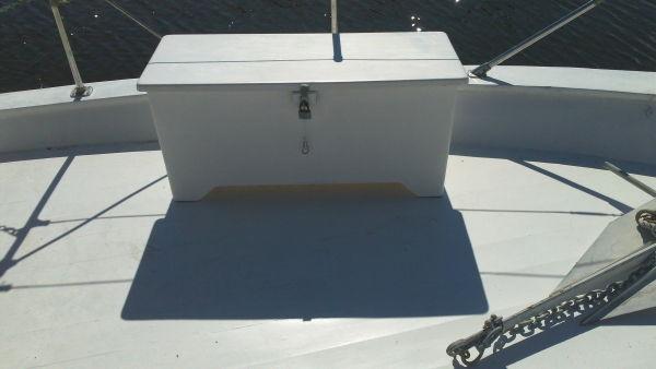 foredeck dockbox