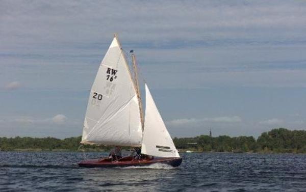 Classic Yachten Wefers RW 16² basic Classic Yachten