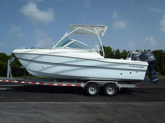 Carolina Cat Dual Console 23 DC