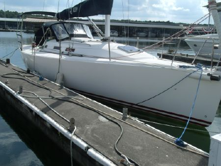 2007 J Boats J/109, Grand Rivers Kentucky - boats com