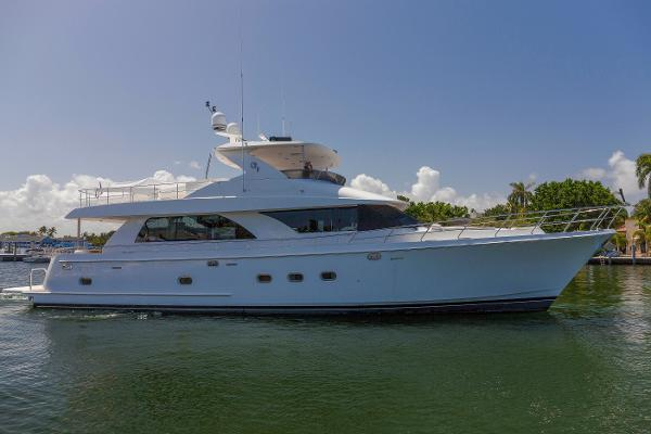 Ocean Alexander OA 74 Profile